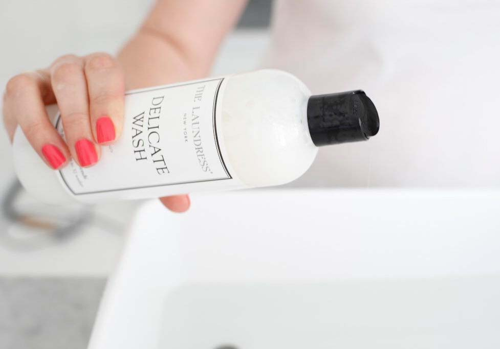 gentle, yet powerful cleaning for your delicate items