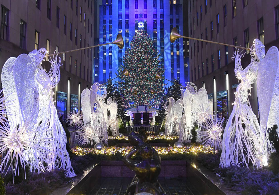 things we love | holidays in new york