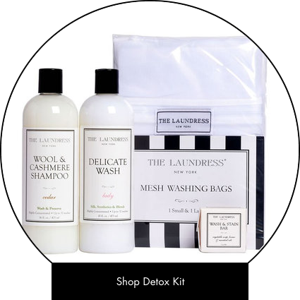 Dry Cleaning Detox Kit
