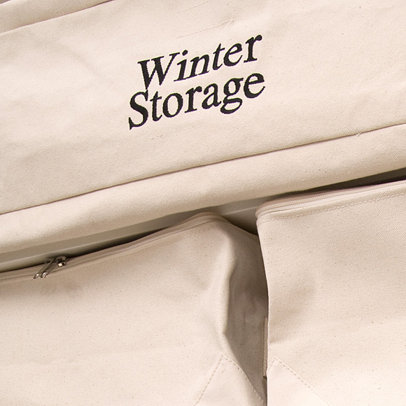 Large Zip Storage Bag