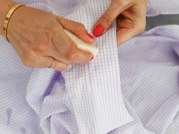 how to clean dress shirts